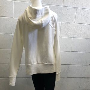 Lululemon cream jacket, sz 12, 61977, NWT